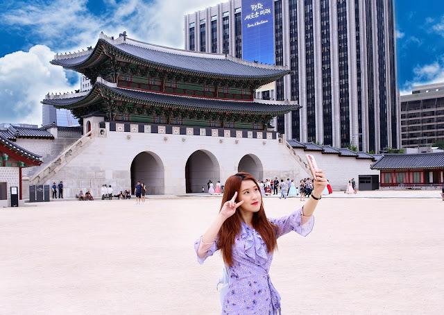 gyeongbokgung palace history