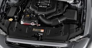 Mesin Mobil Ford Mustang