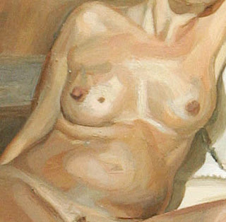Naked Portrait 2002 detalle (Kate Moss)