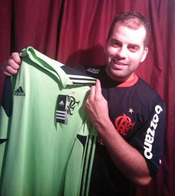 Saiu o vencedor da Promoção Futgestao da camisa do C.R. Flamengo! ~  FutGestão 037fc6ee7929c