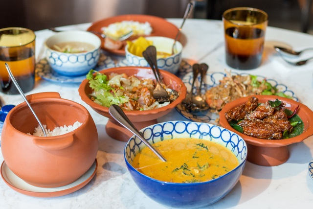 Market Cafe Thai Restaurant at Hyatt Regency Bangkok Sukhumvit