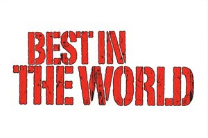 I Am Best In The World Logo Posted by Orlando at 1248 AM
