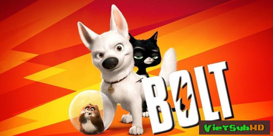 Phim Chú Chó Tia Chớp VietSub HD | Bolt 2008