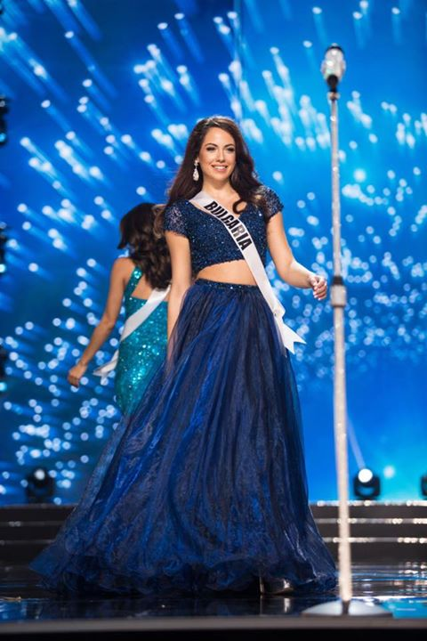 Miss Bulgaria Violina Ancheva Wants To Give Her Gown To A Lucky Pinay Student For Prom Night!