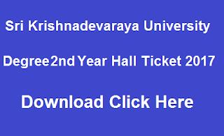 sku ug 2nd year hall tickets 2017 download