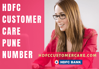 HDFC Customer Care Pune