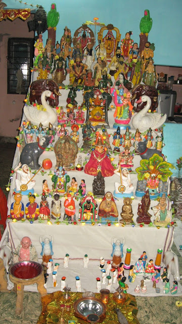 My Home Navarathri Celebration 1