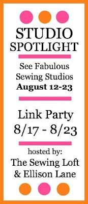 sewing studio spotlight