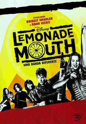 Download Lemonade Mouth: Uma Banda Diferente - DVDRip Dual Áudio