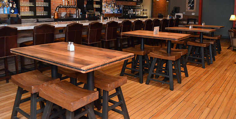 Exactly When This Is Done, Begin Plotting The Setup Of Your Eatery Furniture.  They Come In Different Shapes Like The Straight, L Shape, Wound, ...