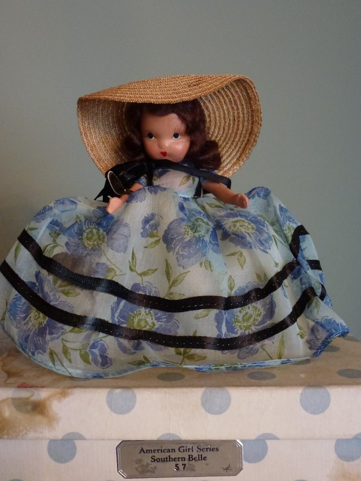 395770ac4 Nancy Ann Storybook Dolls  American Girl Series  57