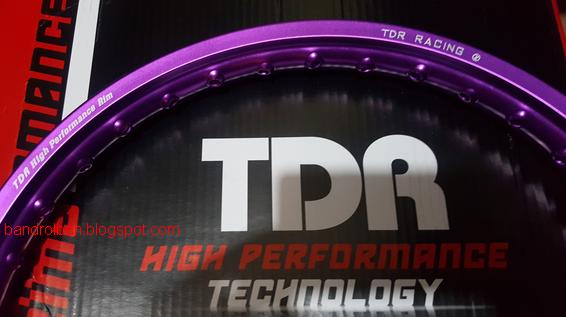 Daftar Harga Terbaru Velg Motor TDR Racing