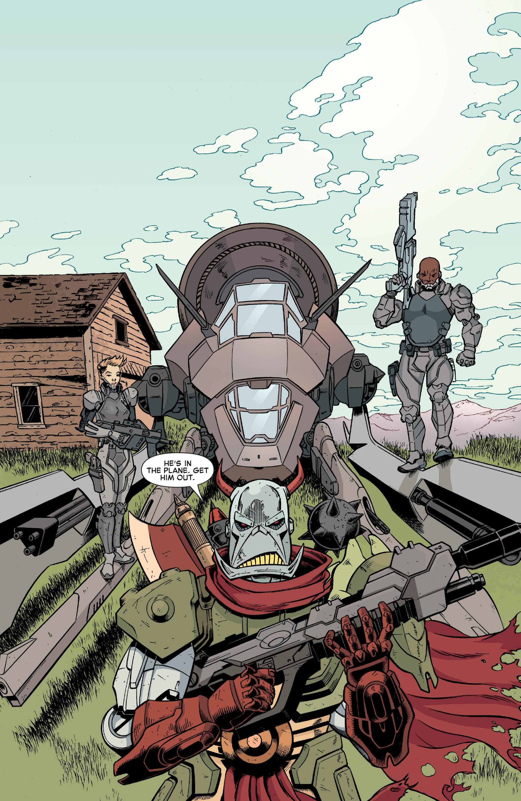 Read online Uncanny X-Men (2013) comic -  Issue # _Special 1 - 10