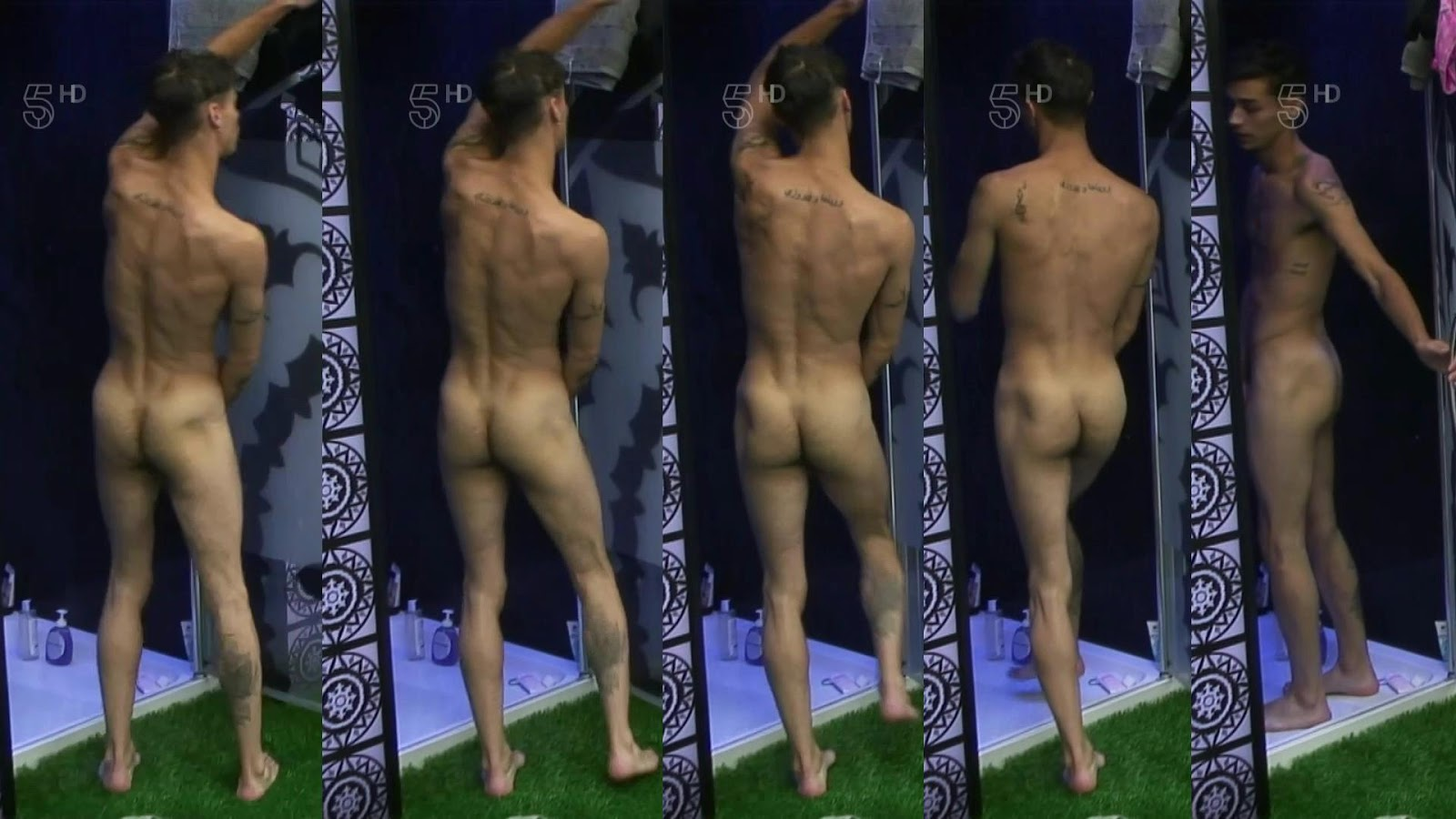 Big brother's star isaac jagroop leaked huge cock thefappening photos