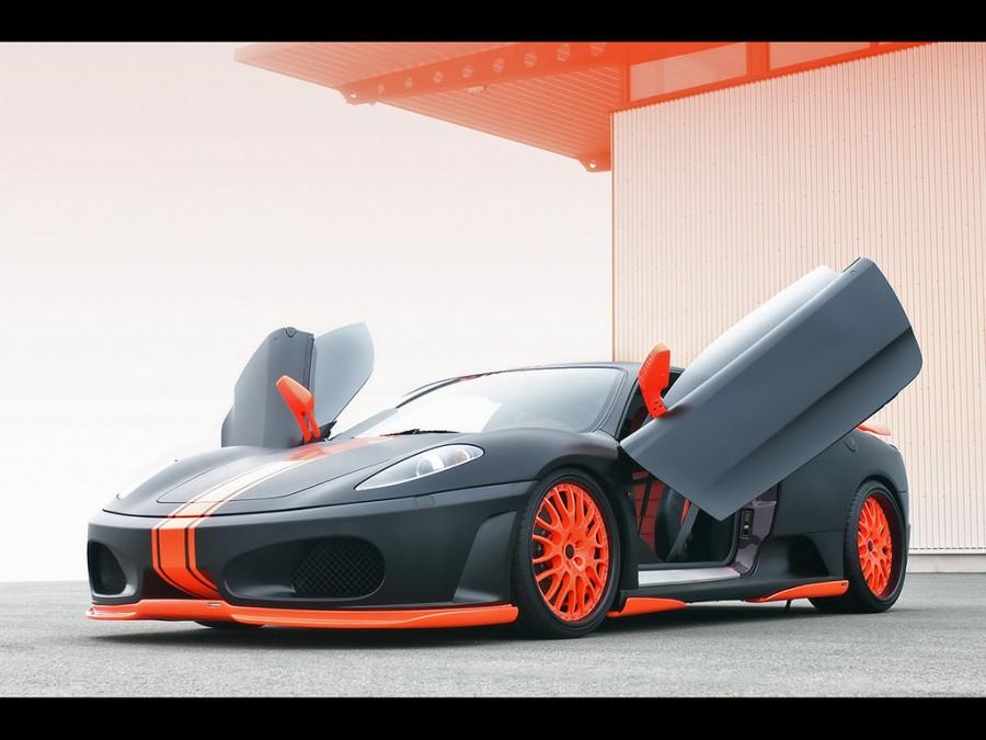 Sport Cars Design New Futuristic Ferrari Sport Car Designs