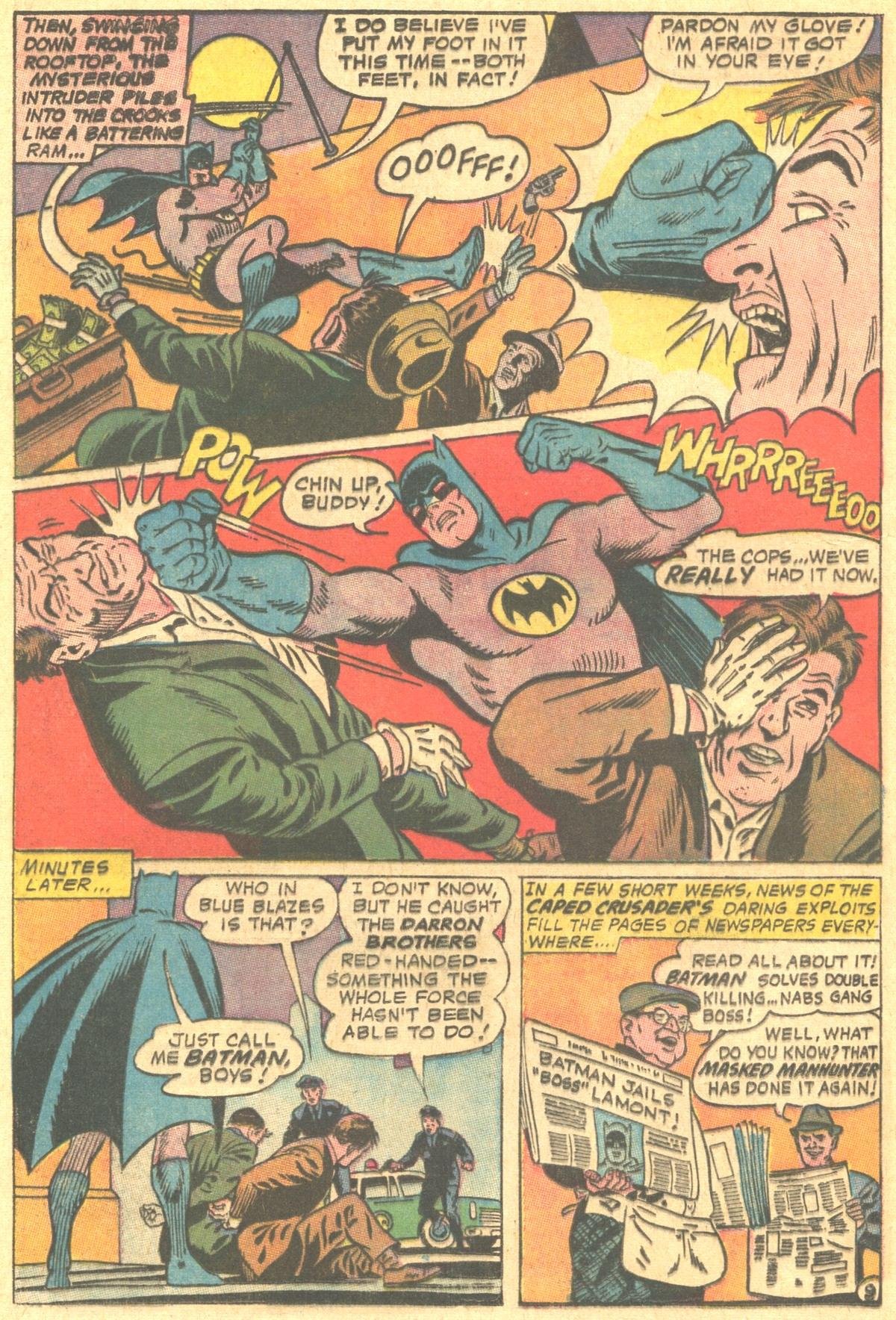Read online World's Finest Comics comic -  Issue #167 - 12