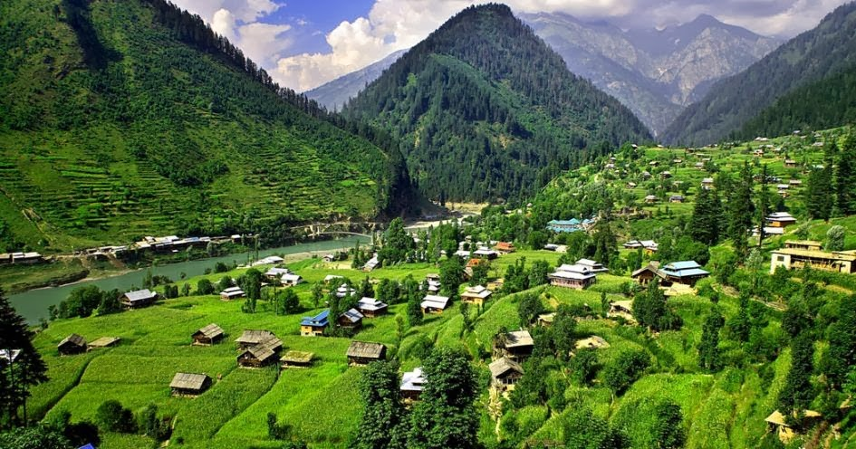 Ada Surga Kecil di Pakistan