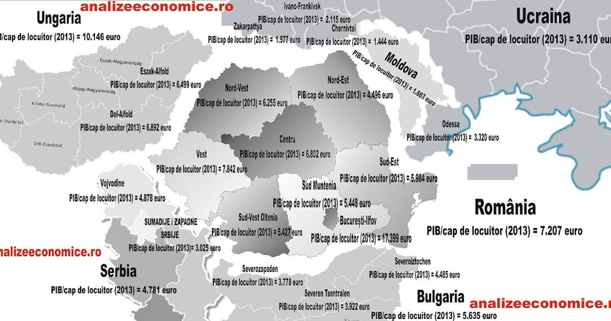 Cat Influențează Regiunile Statelor Vecine Economia Regiunilor
