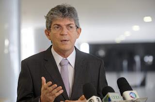 Ricardo Coutinho decide fazer adutora Transparaíba para levar água ao Curimataú e Seridó