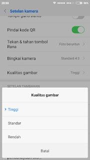 Cara Agar Kamera Handphone Jernih Tanpa Aplikasi Tambahan Terbaru
