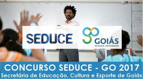 Apostila Concurso SEDUCE-GO 2017