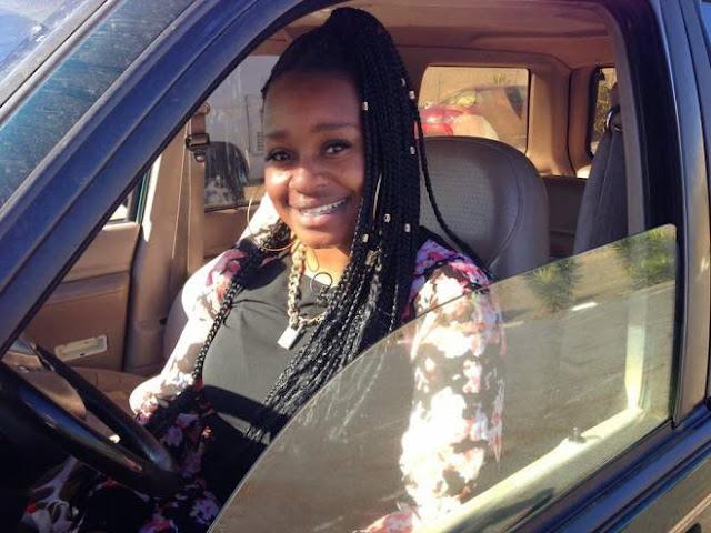 abd siyahi taksici kadın