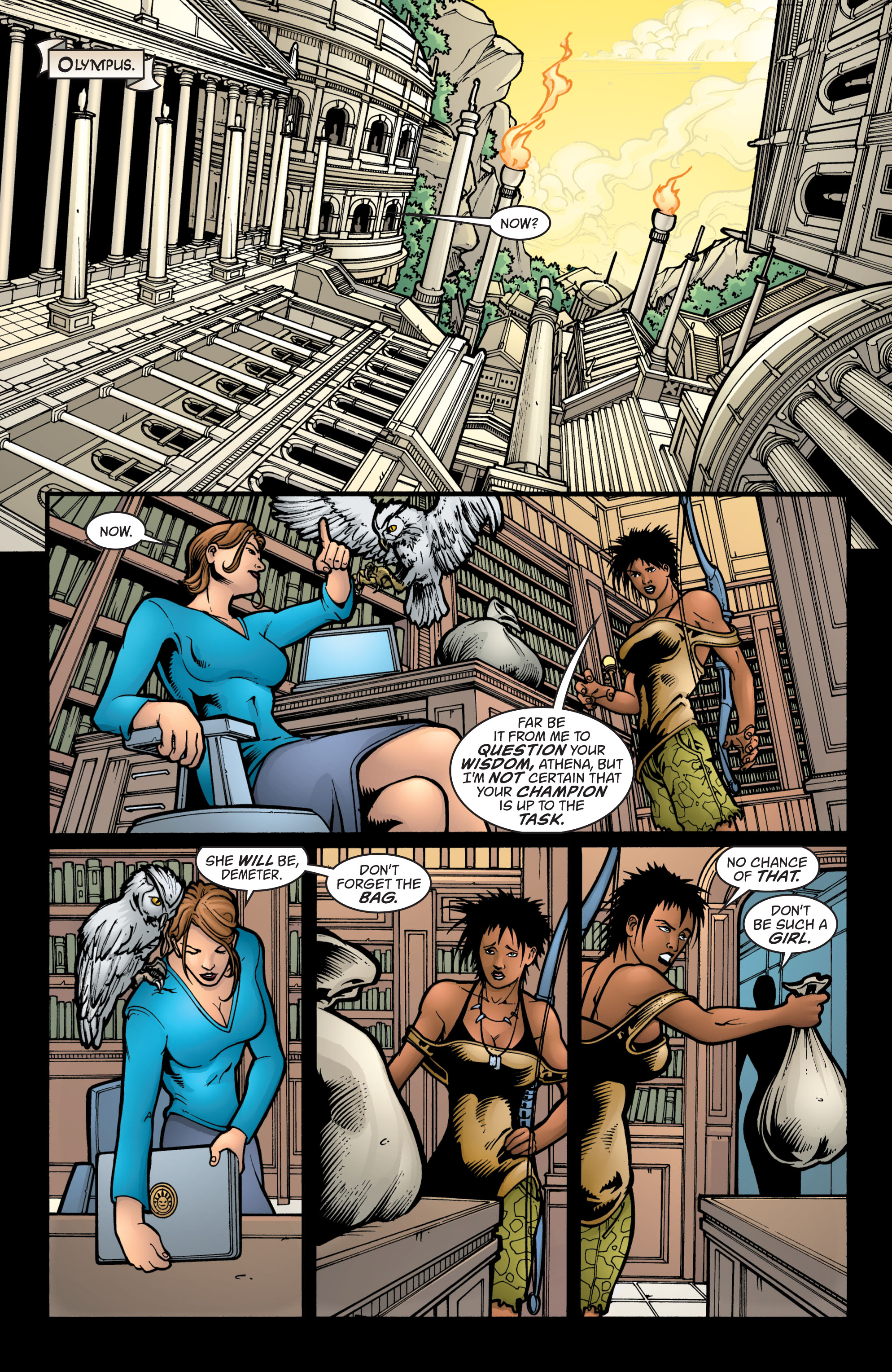Read online Wonder Woman (1987) comic -  Issue #212 - 11