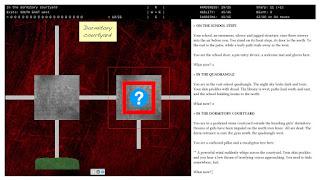 Leadlight Gamma screenshot from Gargoyle