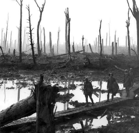 herstel eerste wereldoorlog
