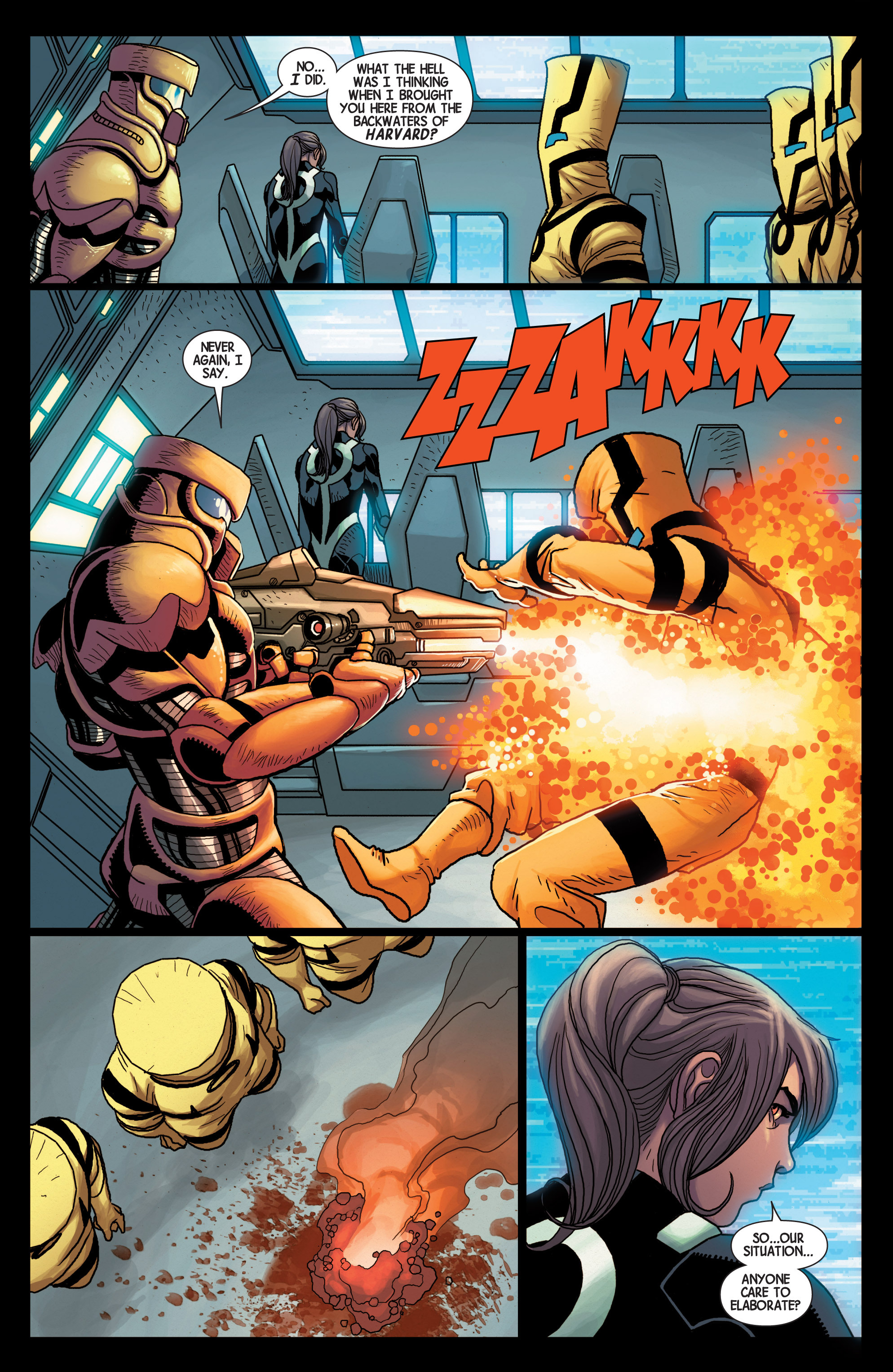Read online Avengers (2013) comic -  Issue #27 - 12