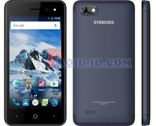 Flash Evercoss R45 Winner X Glow