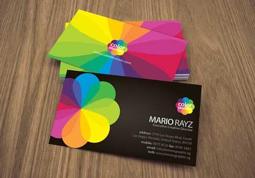 Mẫu thiết kế card visit đẹp nhất tại quận tân phú tphcm công ty in ấn