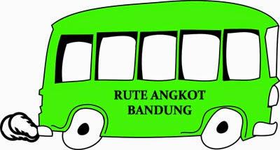 rute angkot di Bandung