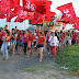 Hélio participou de Porta a Porta no Alto da Palestina e Vila do Planalto, na tarde de terça-feira (27)