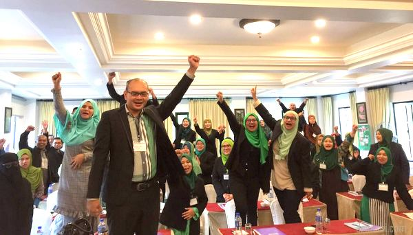 Quantum Leadership Excellent Conference CDM 2017 bersama menjayakan Eziproject