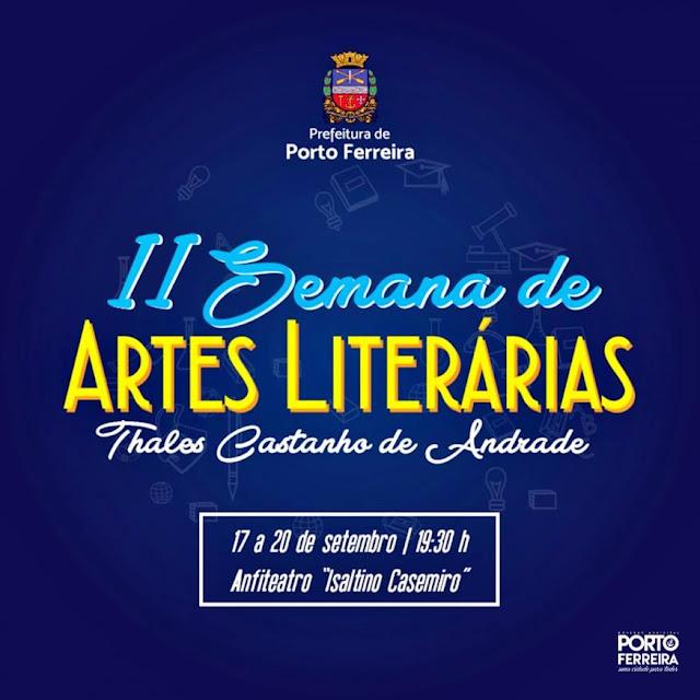 II Semana de Artes Literárias Thales Castanho de Andrade