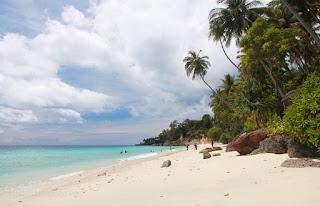 Pesona Wisata di Pulau Weh
