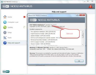 ESET NOD32 Antivirus 7.0.317.4 Download