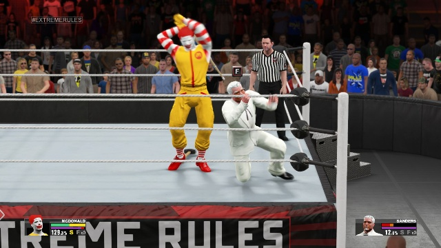 Download WWE 2K15 PC Games Gameplay