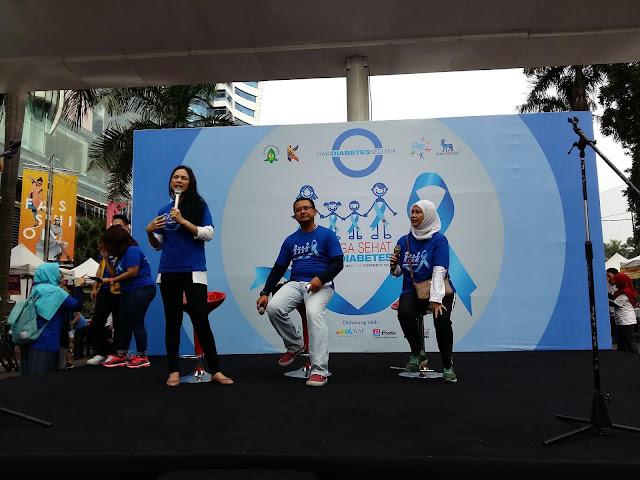 14 November diperingati sebagai hari diabetes sedunia