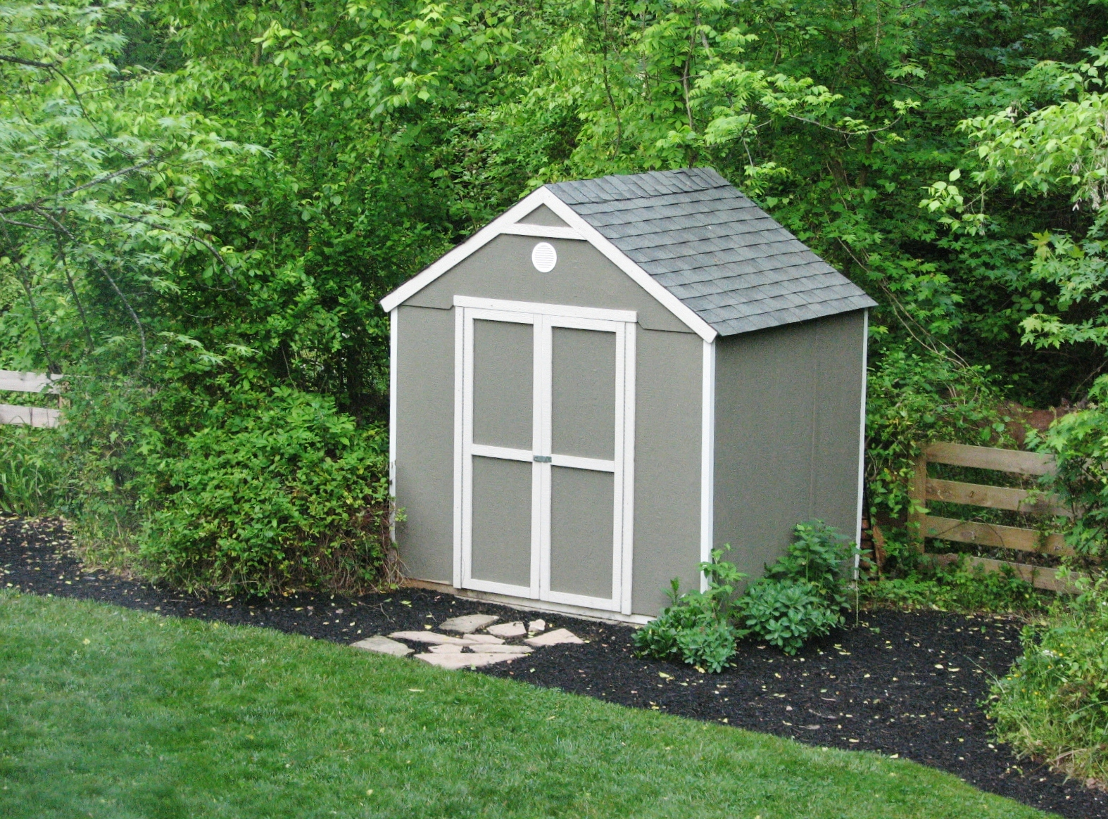 Pure Style Home: Little Houses & The RTMC Playhouse Project on Backyard Landscaping Near Me id=29014