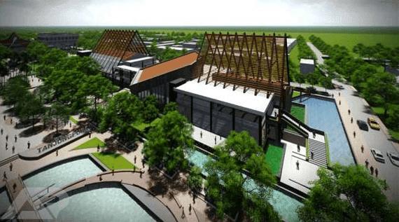 Bersama Untan Membangun Negeri, Untan, Universitas Tanjungpura, UNTAN Membangun Negeri, Membangun Negeri Bersama UNTAN