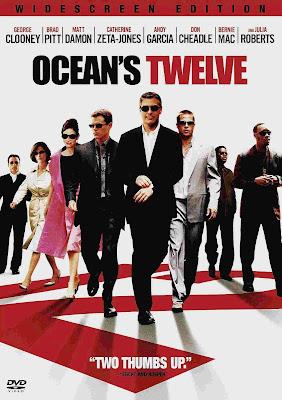 Ocean's Twelve [2004] [DVD R1]  [Latino]