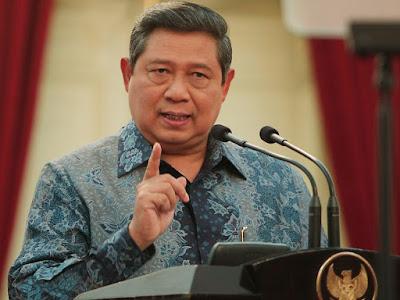 SBY: Apakah Tidak Boleh AHY Gunakan Haknya Maju Di Pilkada DKI?
