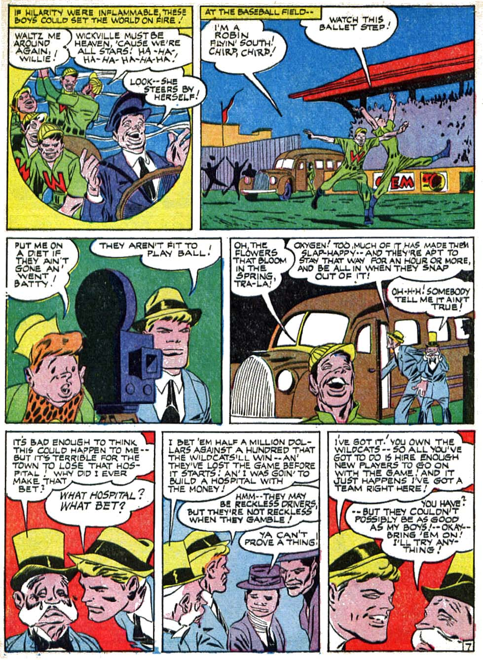 More Fun Comics issue 92 - Page 42