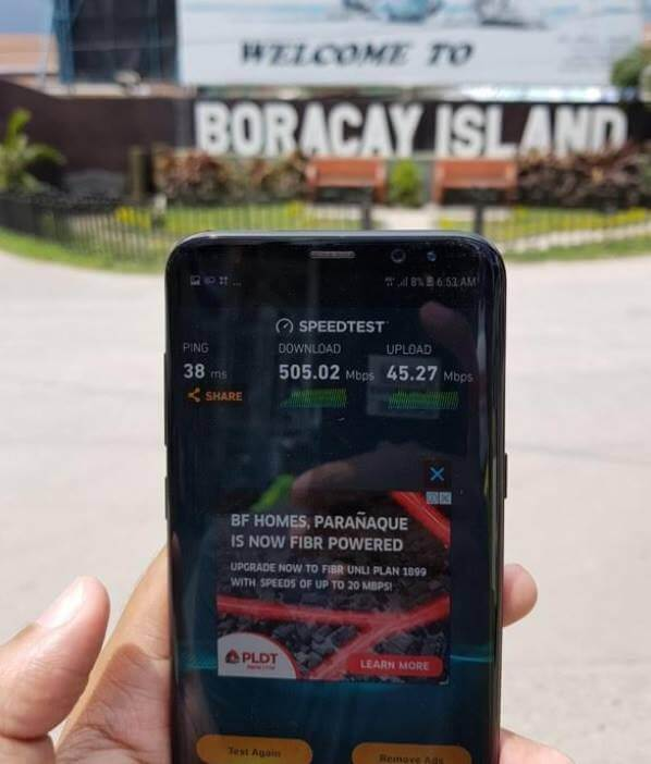 Samsung, Smart Users Now Enjoy Better LTE Connectivity in Boracay