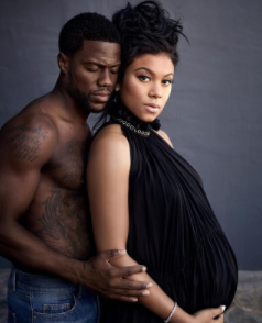 Kevin Hart abrutly ends his radio interview as his wife goes into Labour