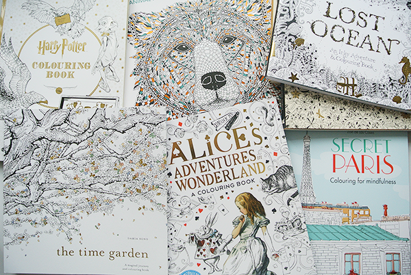 The Ultimate List Of Adult Colouring Books To Gift At Christmas