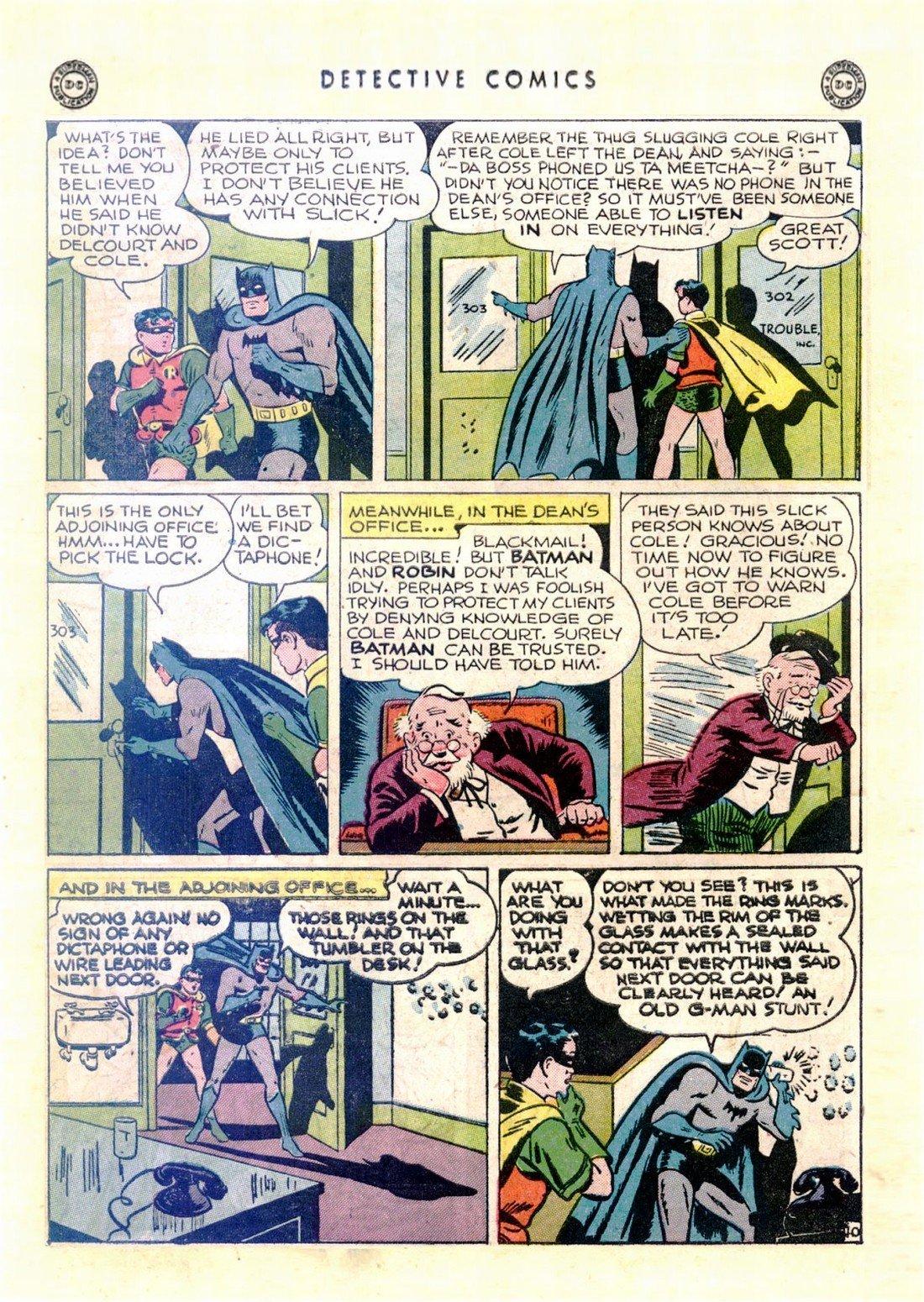 Read online Detective Comics (1937) comic -  Issue #103 - 12