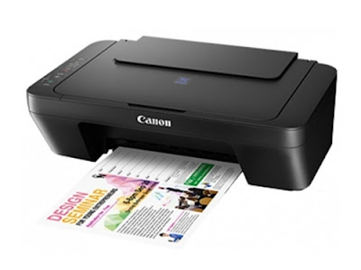 Canon Pixma E414 Driver Download